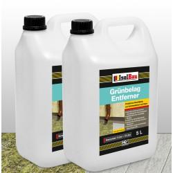 Isolbau Grünbelag Entferner Konzentrat 1 L Algen und Moos Entferner Reiniger