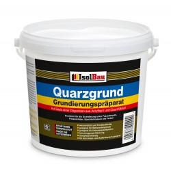 Isolbau 1,5 kg Quarzgrund Putz Grundierung Putzgrund Putzhaftgrund PROMO PREIS