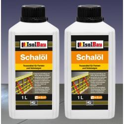 2 L Schalöl Professional Schaloel Trennmittel Betontrennmittel Schalungsöl HQ