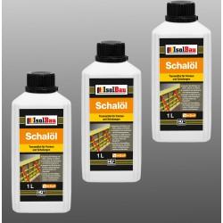 3 L Schalöl Professional Schaloel Trennmittel Betontrennmittel Schalungsöl HQ
