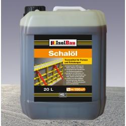20 L Schalöl Professional Schaloel Trennmittel Betontrennmittel Schalungsöl HQ
