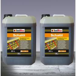 40 L Schalöl Professional Schaloel Trennmittel Betontrennmittel Schalungsöl HQ