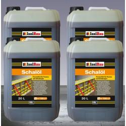 80 L Schalöl Professional Schaloel Trennmittel Betontrennmittel Schalungsöl HQ