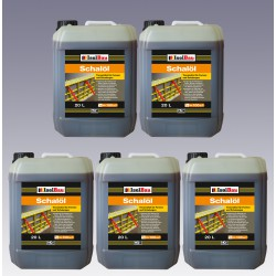 100 L Schalöl Professional Schaloel Trennmittel Betontrennmittel Schalungsöl HQ