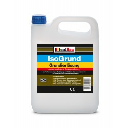 Isolbau Isogrund 1 L Acrylgrundierung Grundierung TOP QUALITAT