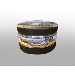 Bitumenband 100mm x 10 m shchwarz Dachreparatur Aluminiumband Aluband Dichtband
