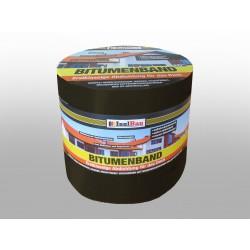 Bitumenband 225mm x 10 m shchwarz Dachreparatur Aluminiumband Aluband Dichtband