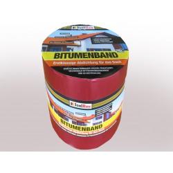 Bitumenband 75mm x 10 m Anthrazit Dachreparatur Aluminiumband Aluband Dichtband