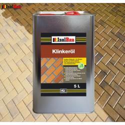 Natürliches Klinkeröl 5 L Ziegelöl Klinker Öl Reiniger , für innen und außen