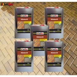 Natürliches Klinkeröl 25 L Ziegelöl Klinker Öl Reiniger , für innen und außen