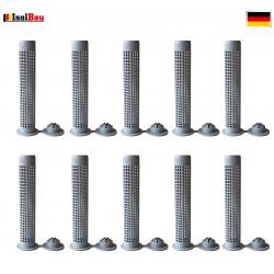Siebhülsen 10 Siebhülse 16x85 für Bolzen, Ankerstangen ØM8 - M10 Verbundmörtel