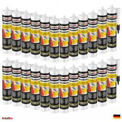 Folienkleber 24 x 450g Dichtkleber Dichtmasse Dampfbremse Dampfsperre Dampfsperrfolie