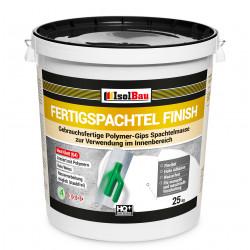 Spachtel masse Q4 Fertigspachtel Finish 25 kg Glätt Flächen Füll Fugenspachtel