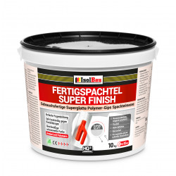 Spachtelmasse 10kg Fertig Spachtel masse Super Finish Q4 Fugenspachtel Spachtel