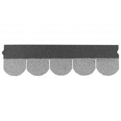 Dachschindeln Biberschindeln 1 Stk Grau Schindeln Dachpappe Bitumen