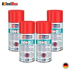SPRAY Hände-Desinfektionsmittel Sterillium Hygiene Händedesinfektion Desinfektionsmittel Anwendungsfertig 2 Dose 150 ml