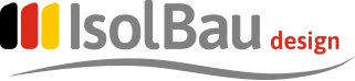 IsolBau Design Logo