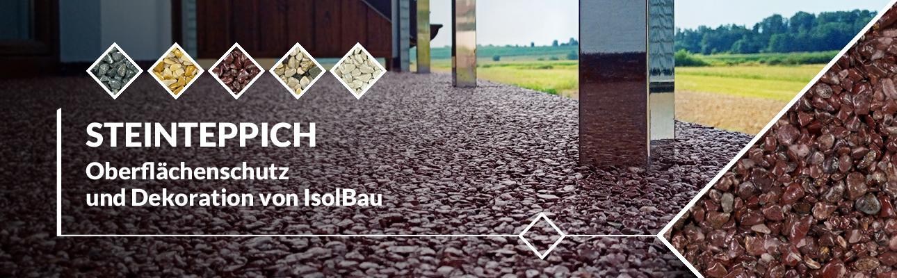 IsolBau_banner_STEINTEPPICH_D
