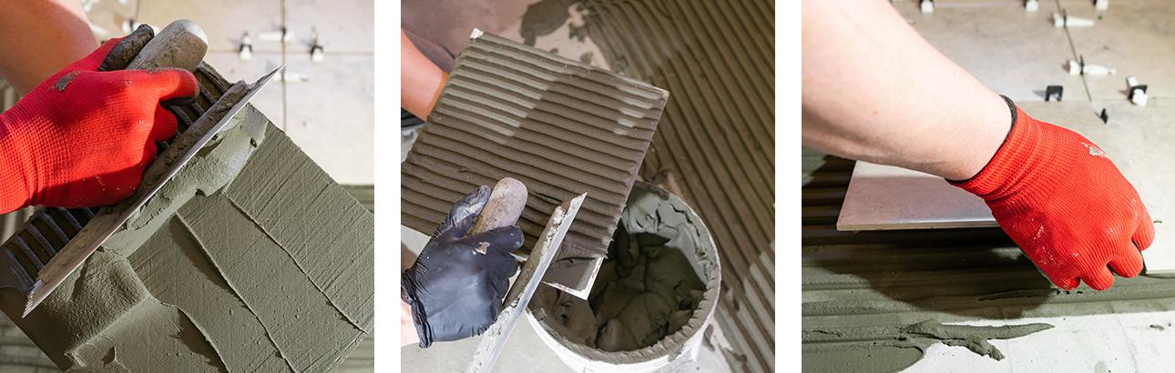 IsolBau Flexkleber C2TES1 25kg image H